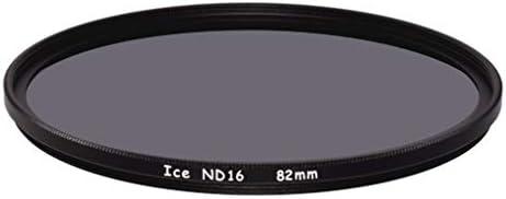 ICE 82mm ND16 フィルター ニュートラルデンシティー ND 16x 4ストップ 光学ガラス 82