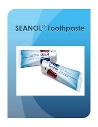 SEANOL TOOTH PASTE (NET WT. 6.0 OZ - 170 g) by Seanol
