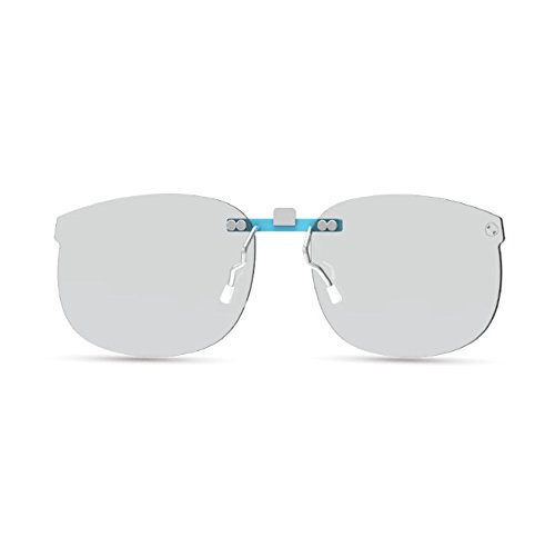 Lens Projector No Theater (Lightest and most comfortable kids Passive Circular Polarized 3D Clip-on Glasses for Sony LG 3D TV,Televisions, Cinemas, Home Movie Theaters & Projectors(RealD))