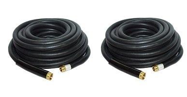 3 4 garden hose fittings - 9