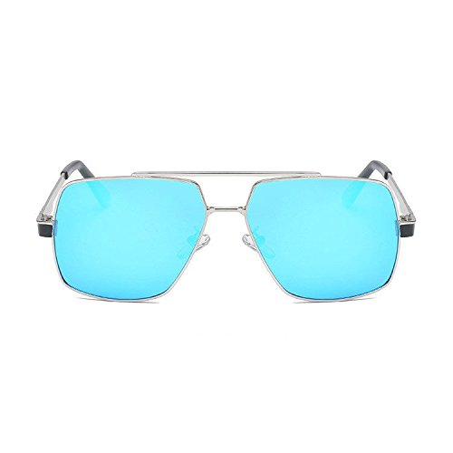 de de Regalos Hombres de Axiba de creativos Gafas Colores galjanoplastia D la de Gafas Dos Gafas Sol polarizadas de Sol Rana Sol q5wIYwH