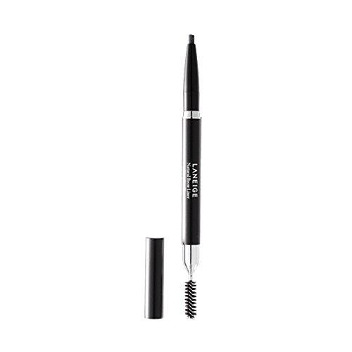Laneige Natural Brow Auto Pencil Liner, No. 1 Mocca - Pencil Liner Powder