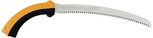 Silky 456-27 Tsurugi Curve Handsaw, 270 mm, Medium Teeth