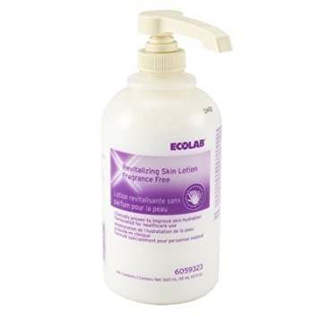 Professional Healthcare Ecolab Revitalize Hand Lotion, (Set of 2) Protects From Chapped & Dry Skin ()