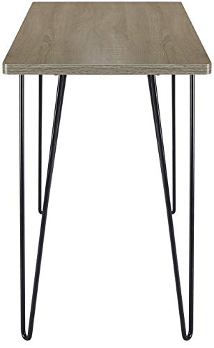 Poly and Bark Ralston Writing Desk – Standard Height – in Ash Grey