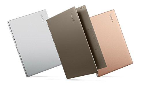 "Price comparison product image New Lenovo Yoga 920 2-in-1 14"" 3840 x 2160 4K UHD Touch Laptop 8th Gen Intel i7-8550U Thunderbolt Active Pen Fingerprint reader Plus Best Notebook Stylus Pen Light (1TB SSD|16G RAM, Platinum)."