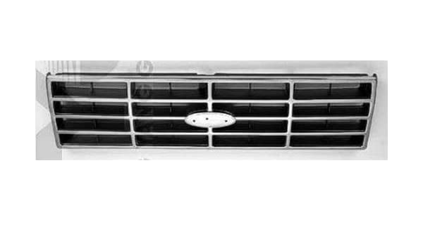 1980-1986 Ford Pickup Chrome Front Bumper