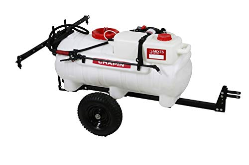 Chapin International Inc. 97761 The First-Ever Clean-Tank Tow Behind Sprayer