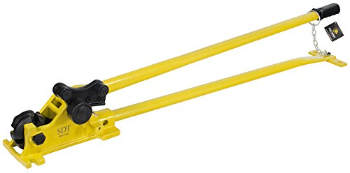 Steel Dragon Tools RBC625 5/8″ Manual Rebar Cutter and Bender
