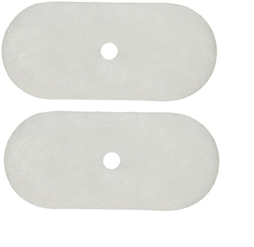 Secondary Upright Filter (Hoover Filter, Secondary Wind-Tunnel Bagless Upright 2-Pack)