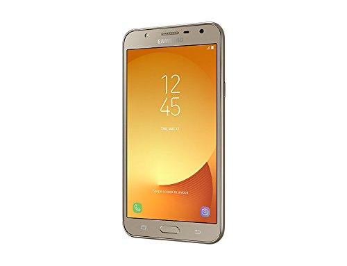 Samsung Galaxy J7 Neo (16GB) J701M/DS – 5.5″, Android 7.0, Dual SIM Unlocked Smartphone, International Model – Gold