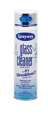 Sprayway Glass Cleaner (Pack of 12)