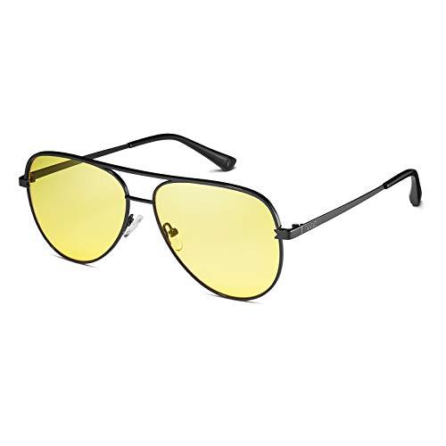 MVMT Maverick   Non-Polarized Round Women's & Men's Aviator Sunglasses   Pure ()