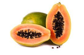 Fresh Red Papaya (Set of 2)