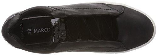 Nappa 2 Tozzi Negro Mujer 022 23720 2 31 para Zapatillas Black 022 Marco aUwqPSxq