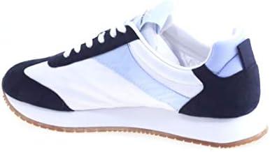 Calvin Klein Jeans Uomo Sneakers WHI-Navy - 40
