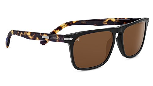 Oak soleil Large Polarized Mossy Large Black Lunettes carlo Drivers de Serengeti RpHqT8