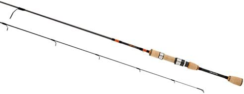 Daiwa PSO902ULFS Presso Ultralight Spinning Rod, 9 Length, 2Piece, 2-6 lb Line Rate, 1 32-1 4 oz Lure Rate, Fast Action