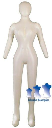 Amazon.com: Hinchable hembra maniquí, de tamaño completo con ...