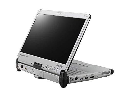 Panasonic Toughbook CF-C2 12.5 Inch Laptop , Intel Core i5 4300U up to 2.9GHz, 4G DDR3L, 240G SSD, WiFi, USB 3.0, VGA, HDMI, Windows 10 64 Bit-Multi-Language, English/Spanish/French(CI5)(Renewed)