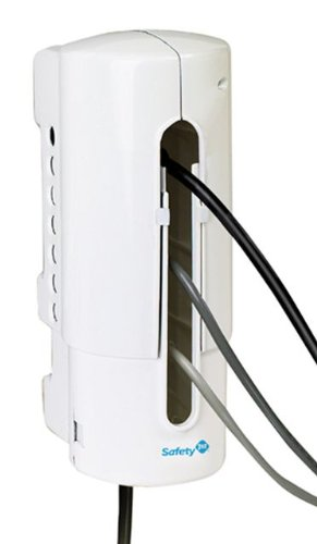 Safety 1st Power Strip Cover, 4-Pack by Safety 1st