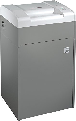 Dahle 20396 High Capacity Paper Shredder w/Jam Protection, Solid Milled Cylinders, Security Level P-4, Shreds CDs, 38 Sheet Max, 5+ Users