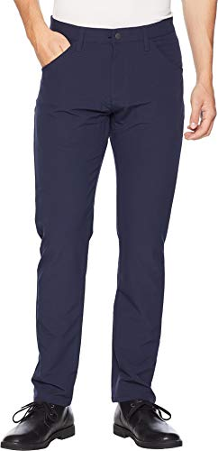 Dockers Men's Slim Tapered Smart 360 Tech Khaki Pants Pembroke 30 32 ()