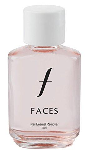 Faces Nail Enamel, Remover 01, 30ml