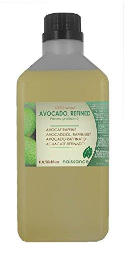 Avocadoöl, raffiniert - 1000ml
