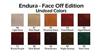 EBA Endura LIGHT GREY 1 oz. Airbrush Makeup
