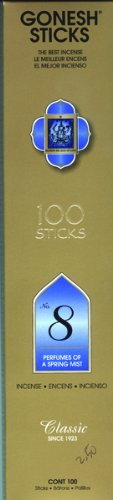 se Sticks - #8 Spring Mist 100-Count (Pack of 2) ()