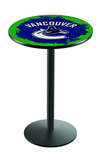 Holland Bar Stool L214 NHL Vancouver Canucks Officially Licensed Pub Table, 28