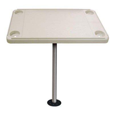 AMRJ-DSH-KS * JIF Table Kit Rectangular Ivory - Surface Mount