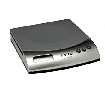 Taylor Precision Products Digital 11 Pound Kitchen Scale