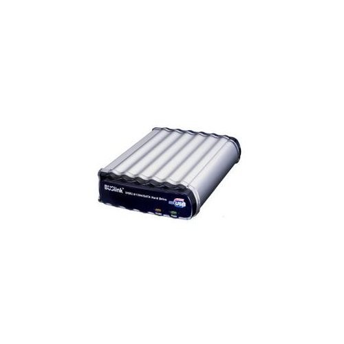BUSlink2TB Combo Serial ATA, USB 2.0 & Fire Wire External 7200 RPM Hard Drive Pre-Formatted, metal alloy, heat dissipating (Firewire Combo External Hard Drive)