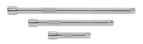 - Apex Tool Group 81300 GEARWRENCH 3 Piece 1/2-Inch Drive Extension Set