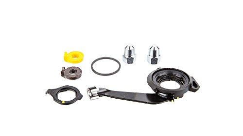 Shimano Alfine SG-S7000 Alfine hub components, non-turn washers (8R/8L), cap nuts and CJ-S7000 by Shimano (Hub Components)