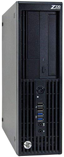 HP Z230 Workstation Gaming Computer Desktop, Intel Core i5-4590, 16GB DDR3 RAM, 240GB SSD & 2TB HDD, USB 3.0, NVIDIA…