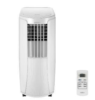 DAITSU portatile 12000 btu con pompa di calore