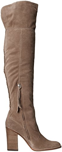 Dolce Vita Womens Cliff Western Boot Light Taupe