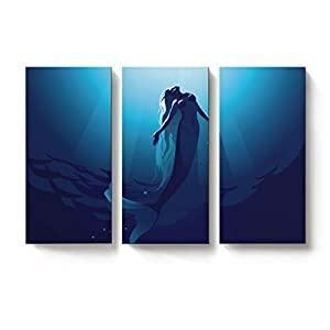 31qIOBZophL._SS300_ Mermaid Home Decor
