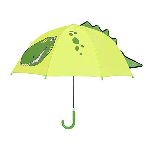 Kids Umbrella for Boys and Girls (Dinosaur)