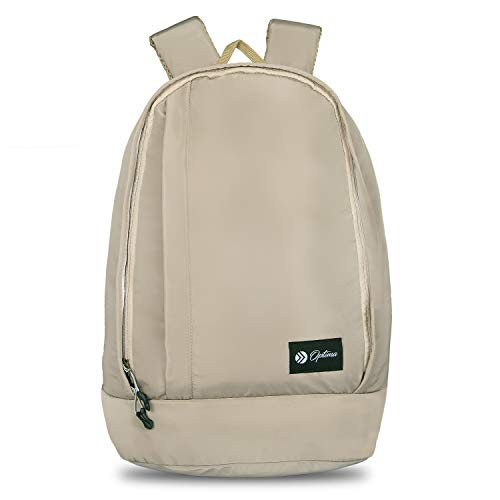 Optima Back to School Series Travel Laptop Backpack, Business Slim Durable Laptops Backpack,Water Resistant College School Computer Bag for Women & Men Fits 15.6 Inch Laptop and Notebook