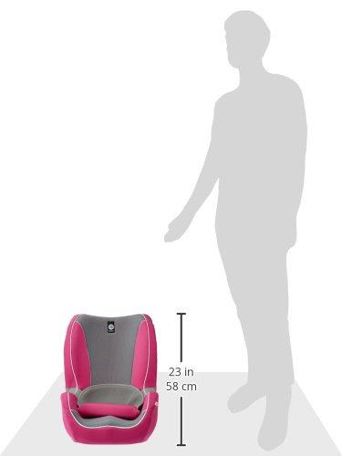 Kiddy 41301BTA01 Beetle Car Seat (Pink)
