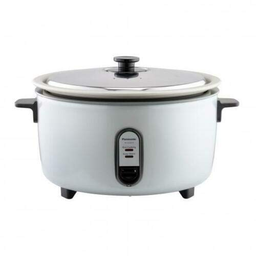 Panasonic SR-GA541H 30 cup Commercial Electric Rice Cooker and Warmer NSF (Panasonic Food Steamer)
