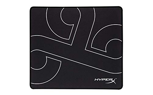 Limited Edition Optical Mouse - HyperX HX-MPFS-S-L-C9 Fury S Speed - Cloud9 Limited Edition Pro Gaming Mouse Pad, Large