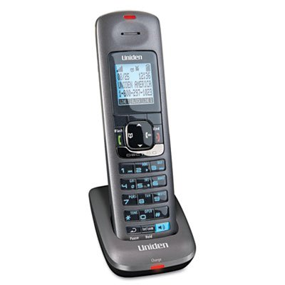 Two-Line Cordless Accessory Handset for DECT4086, DECT4096