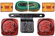 Boating Accessories NEW SEACHOICE LED TRAILER LIGHT KIT SCP 51901