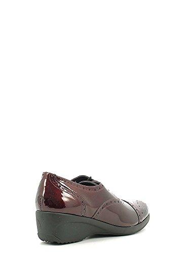 Soft Mujeres Cinzia Casual Zapatos Burdeos V IR90161 7WPq0v