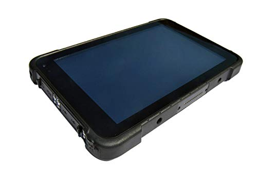 (Vanquisher 8-Inch Industrial Rugged Tablet PC, Windows 10 / GPS GNSS / 4G LTE / Drop Survival, For Enterprise Field Mobility)